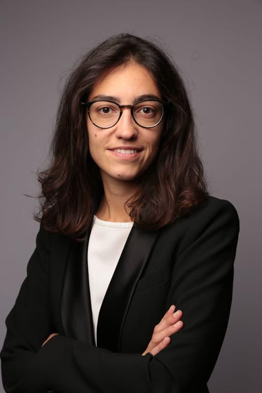 Laura Temin - Avocate à la cour